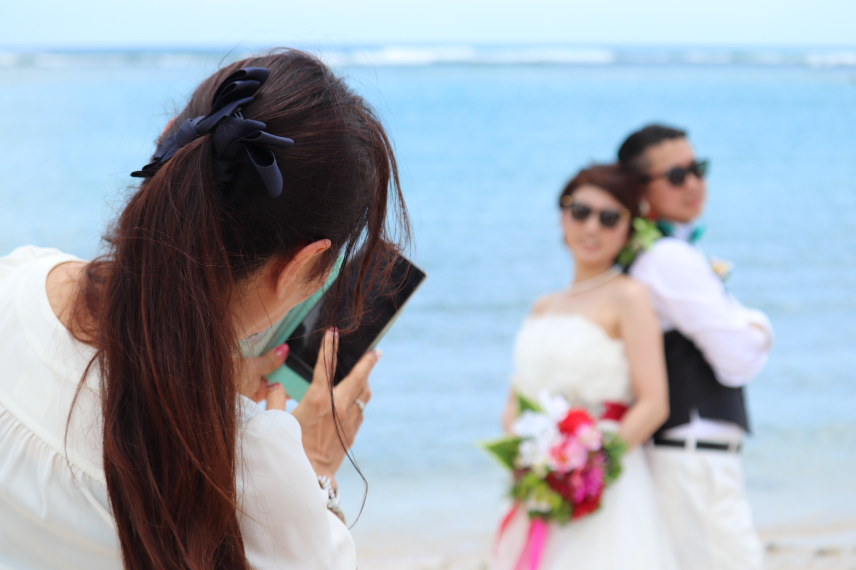 卒花嫁さまの体験レポート